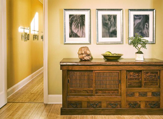 Asian Bedroom by Adeeni Design Group