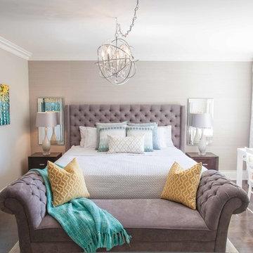 Master Bedroom Interior Decor - Upper Beaches
