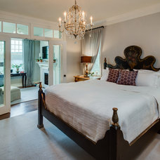 Traditional Bedroom by Presley Architecture