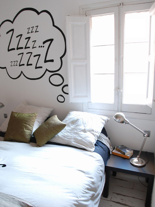 wall paint ideas houzz 13095 | 8b81ef150f669bea 0199 w500 h666 b0 p0 q80 contemporary bedroom