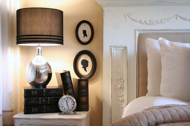 Traditional Bedroom by Jennifer Grey Interiors Design & Color Specialist