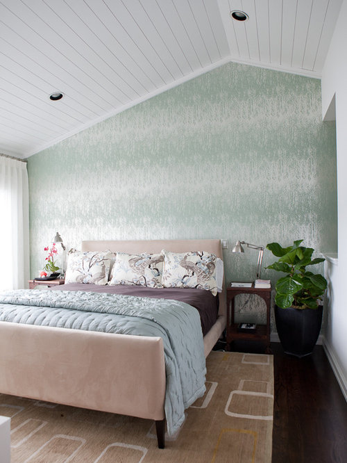 White Wood Ceiling Houzz