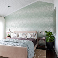 Contemporary Bedroom by Jenny Baines, Jennifer Baines Interiors
