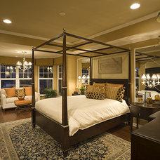Eclectic Bedroom by Jenny Van Stone Interior Design