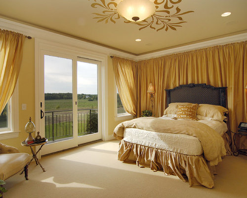 Roof interior design images for home