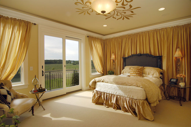 Traditional Bedroom by John Kraemer & Sons