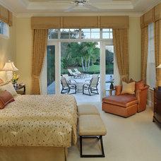 Traditional Bedroom by John McDonald Company