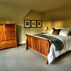 Traditional Bedroom by John Prindle