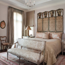 Traditional Bedroom by JPM Construction