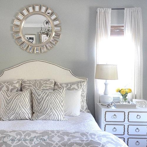 Mirror Over Bed Houzz