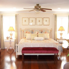 Traditional Bedroom by Katie Armour for Ethan Allen King of Prussia