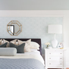 Traditional Bedroom by Katie Campbell Interiors & Design