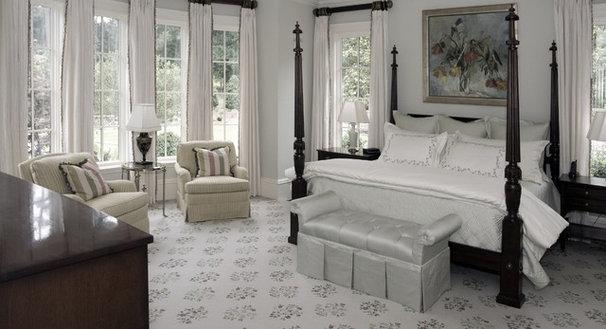 Traditional Bedroom by Kemp Hall Studio