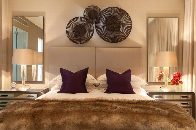 Contemporary Bedroom by KG Designs Pty Ltd