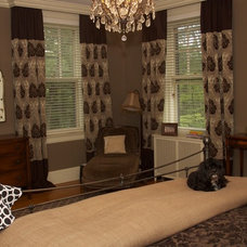 Eclectic Bedroom by Kevin Malone