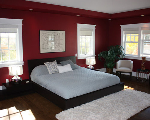 red master bedroom ideas pictures remodel and decor