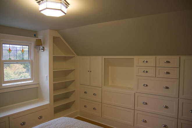 Traditional Bedroom by Kitchen & Bath Design Center