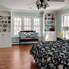 Traditional Bedroom by Knight Construction Design | Chanhassen, Minnesota