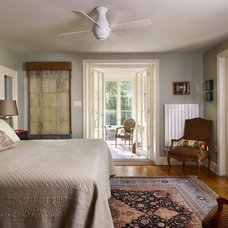 Traditional Bedroom by Krieger + Associates Architects Inc