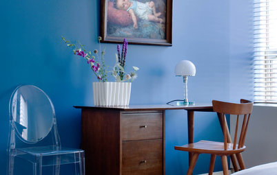How to Pick the Right Blue Paint