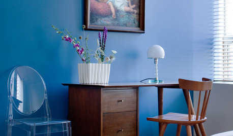 Wondering How to Pick the Right Blue Paint?