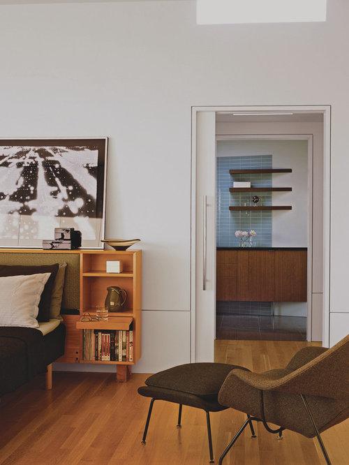 houzz  midcentury bedroom design ideas  remodel pictures, Bedroom decor