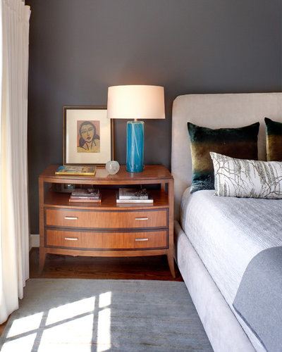 Contemporary Bedroom by Laurie S Woods, ASID