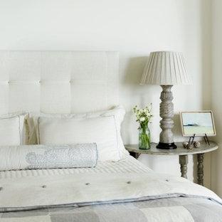 Beach style bedroom photo in Atlanta