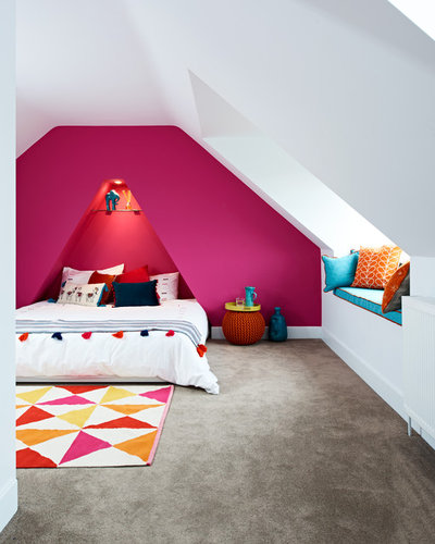 Contemporary Bedroom by Tallon Perry Interiors