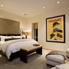 Transitional Bedroom by Logan's Hammer Building & Renovation