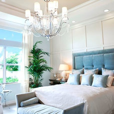 Contemporary Bedroom by Lovely Nest Interiors