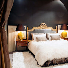 Eclectic Bedroom by Luxurious Living