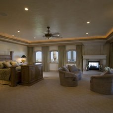 Traditional Bedroom by Macaluso Designs, Inc.
