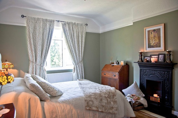Traditional Bedroom by ab interiors