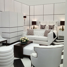 Modern Bedroom by Malcolm Duffin Design