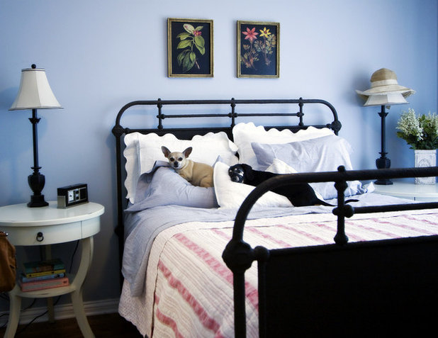 Traditional Bedroom by Mandy Brown Architects, PC
