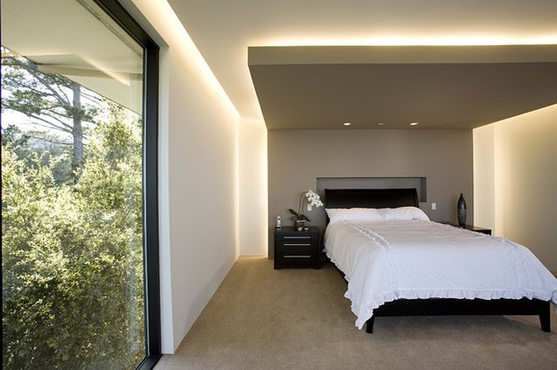 Modern Schlafzimmer by Mark English Architects, AIA
