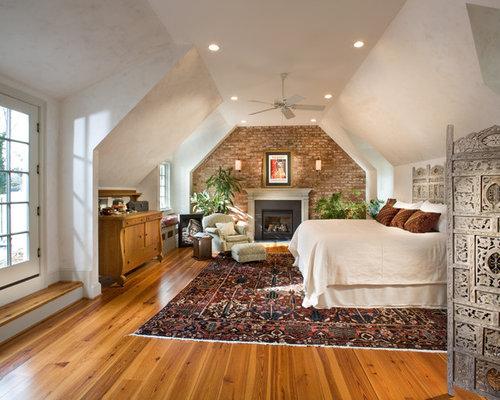Honey Pine Bedroom