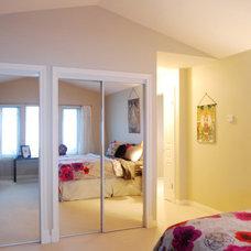 Traditional Bedroom by Megan Buchanan