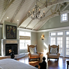 traditional bedroom by Melville Thomas Architects, Inc.