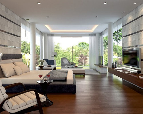 Walnut laminate home design ideas pictures remodel and decor for 10x10 bedroom ideas