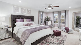 Master Bedroom New Home Decorating