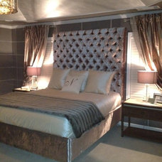 Contemporary Bedroom by Crush