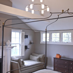 traditional bedroom by Norton-O'Brien Design