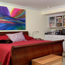 Traditional Bedroom by Nunley Custom Homes