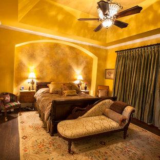 Idée de décoration pour une chambre victorienne.