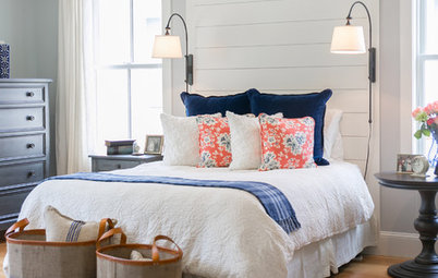 Room of the Day: A Coastal Bedroom to Relax or Work In