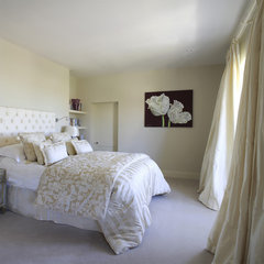 traditional bedroom by Optimise Design