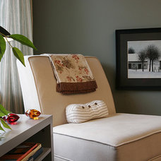 Contemporary Bedroom by Patti