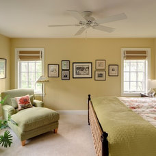 Traditional Bedroom by Peregrine Design Build